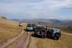 Susret sa Slovacima nedaleko od vrha