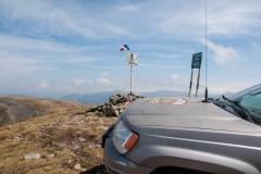 Na Carkuu, 2190 m