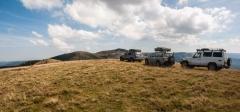 Zajahali smo greben Šurean planina