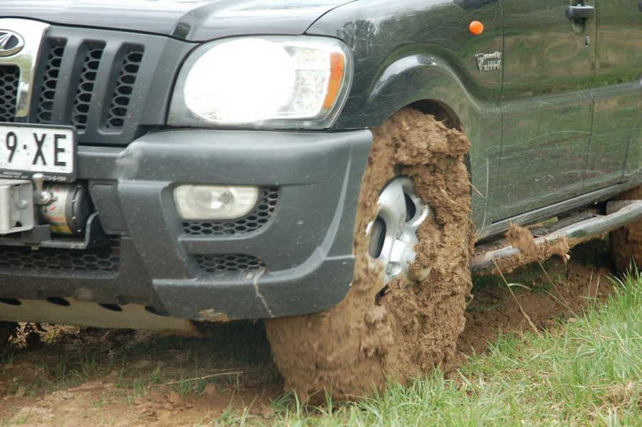 Muddy, muddy