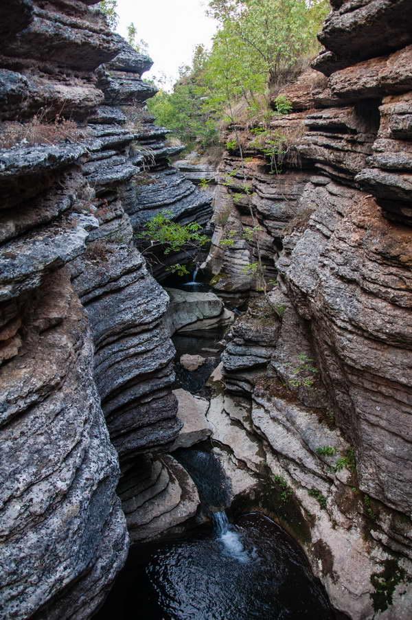 Rosomačko grlo canyon