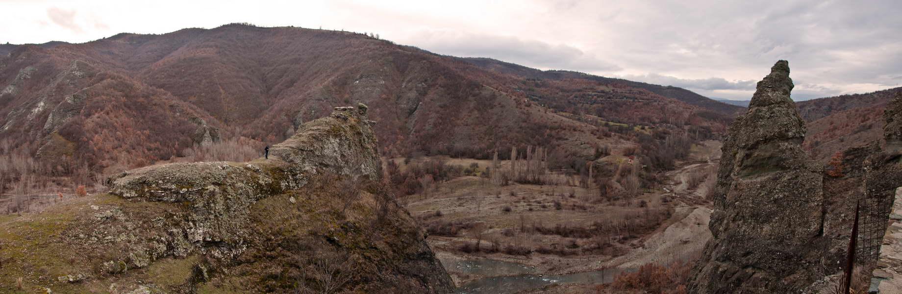 Panorama Vražjeg kamena