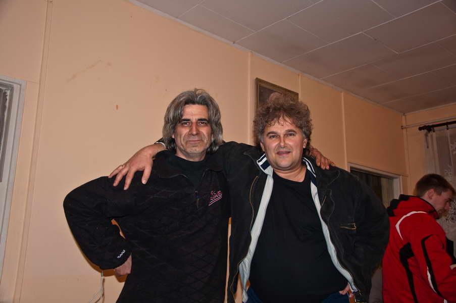 Bobi i Vlada Zaharijev, zahvaljujući kome Sretenjski karavan lagano, ali sigurno ulazi u legendu