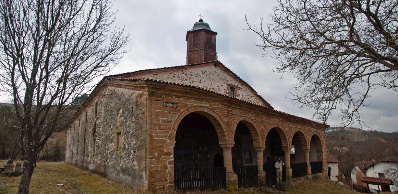 Crkva u selu Izvor
