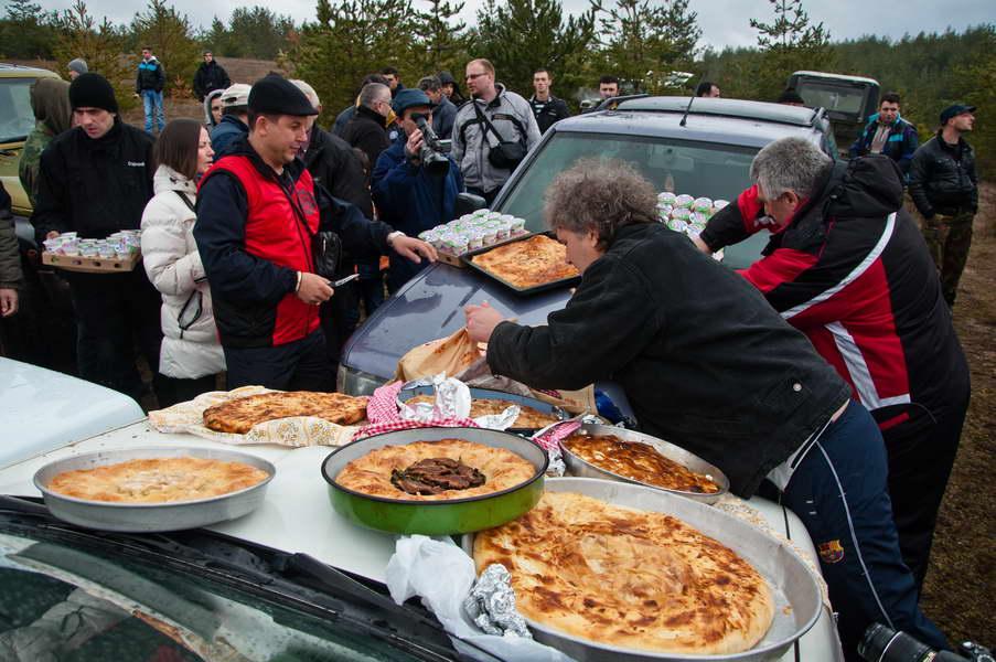 Kmet se potrudio da učesnici ne ostanu gladni