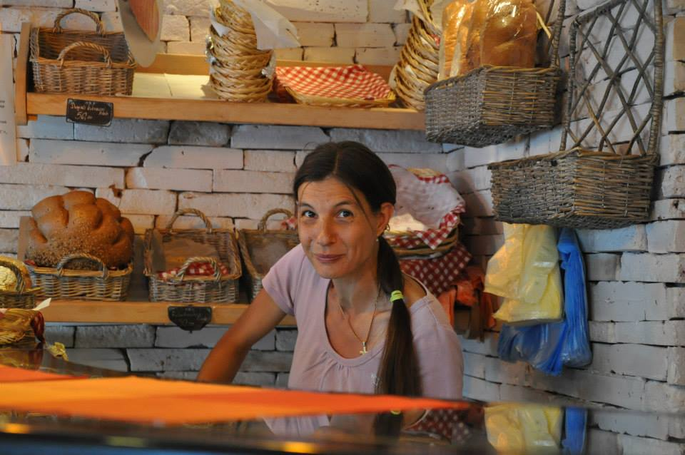 Svratili smo u Najbolju pekaru u Pirotu kod naše Mire na doručak