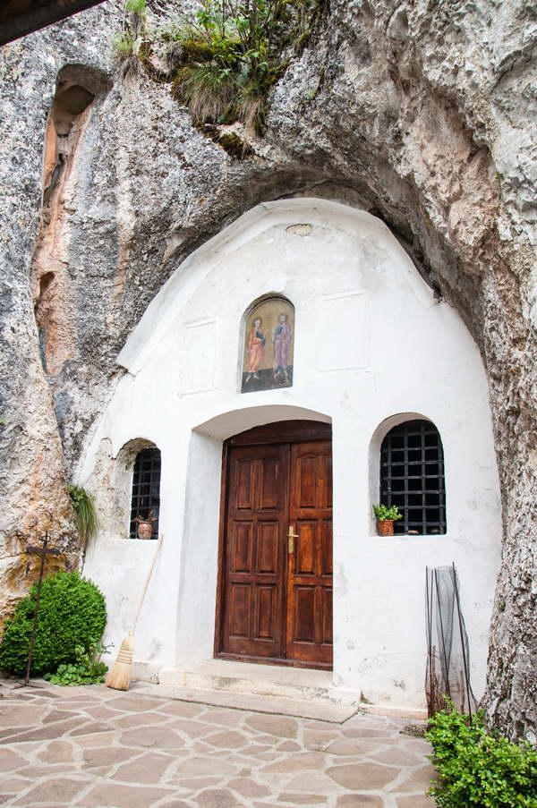 Pećinska crkva u Rsovcima