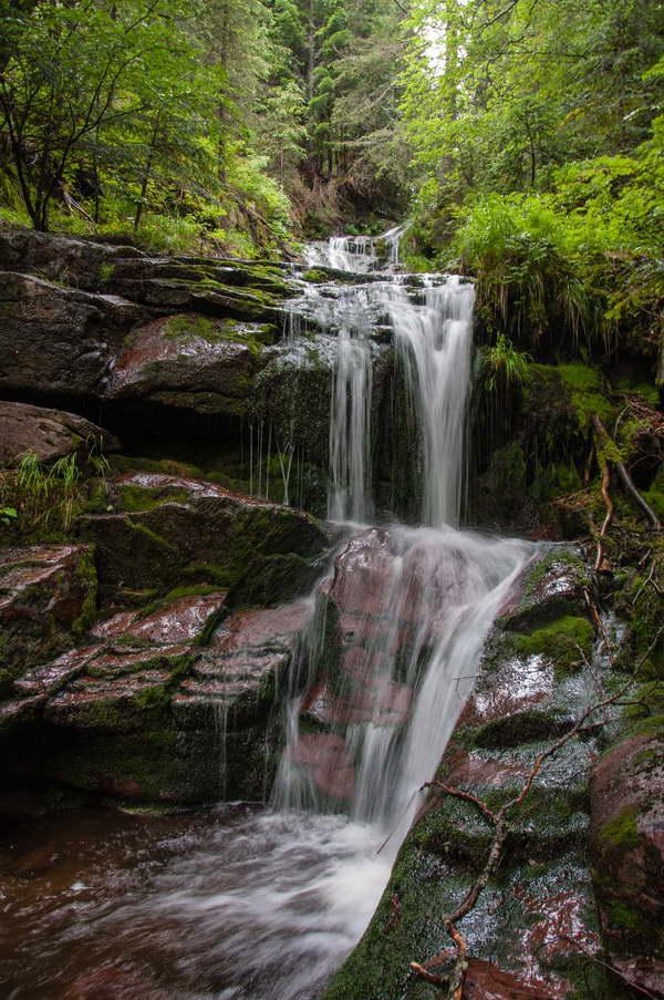 Vodopad na Jovačkom potoku