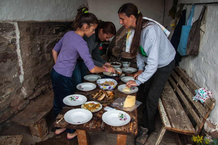 Vrhunsko gostoprimstvo kod Dragane i Mire u Dojkincima