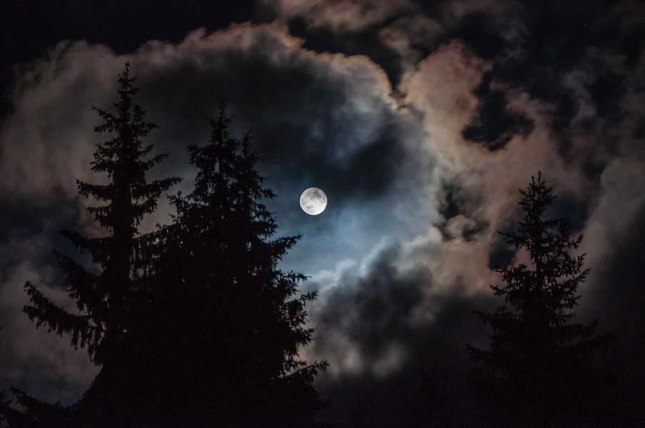 Mesečina nad Beleđem
