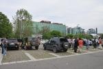 Okupljanje na parkingu iza Sava Centra 8. maja