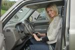Sanja za volanom