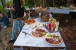 Ne švedski, nego tarski sto na Bilješkim stenama