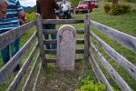 Jovin grob, vrata Zlatibora