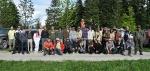 Grupna fotografija učesnika naše prve džipijade