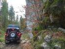 Spust niz Zmajevski potok je veoma uzbudljiv
