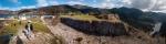 Zaovinsko i Spajića jezero u jednom kadru, sa brane