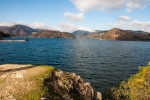 Zaovinsko jezero - prelepo i u novembru