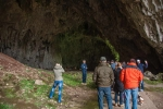 Pred ulazom u Stopića pećinu